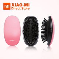 Xiaomi Yueli Portable hair massage comb brush Negative ions airbrush Care Beauty Anion Hair Salon Styling Tamer Tool Brushes