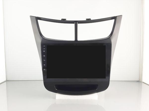 Navirider octa Core Android 8.0 car radio player 1080P DVD recorder for Chevrolet sail high 2015 carplay built in TDA7851 Amp