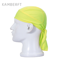 ФОТО 2017 hot sale quality outdoor quick dry solid cycling cap men women head scarf headscarf headband running riding caps pirate hat