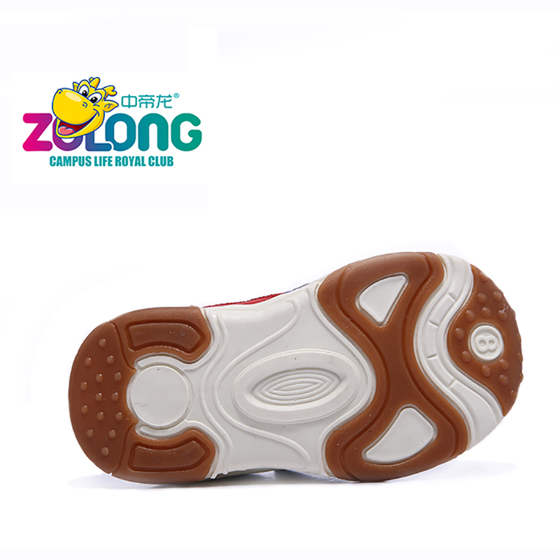 Dziecięce buty na 1-4 rok Air Mesh Oddychająca haczyk i pętla Moda - Obuwie dziecięce - Zdjęcie 5