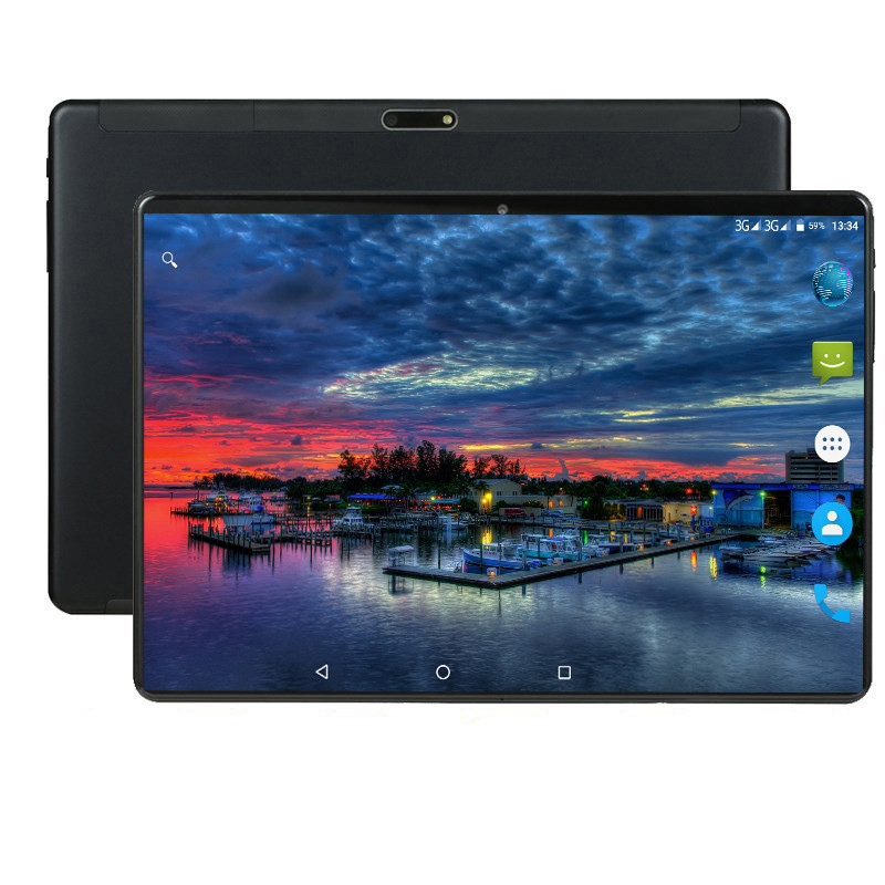 New CP9 Android 9.0 The Tablet 10.1 Inch 3G Phone Tablet PC 8 Core RAM 6GB ROM 32GB 64GB Tablets 10 Kids Tablet Sd Card Reader