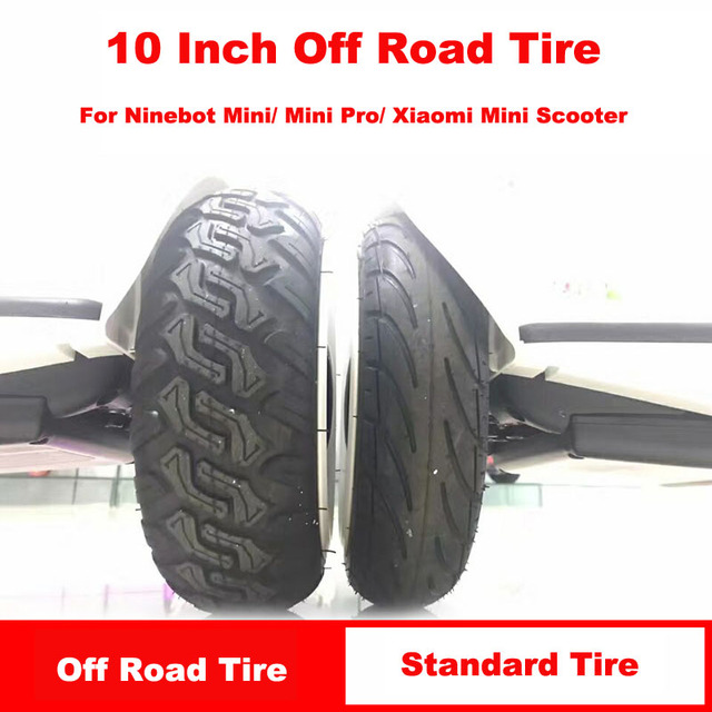 Xiaomi Mini Scooter Tires 85/65-6.5 Electric Balance Scooter Off-Road Tubeless Vacuum Tyre  DIY for Mini Pro Balance Scooter