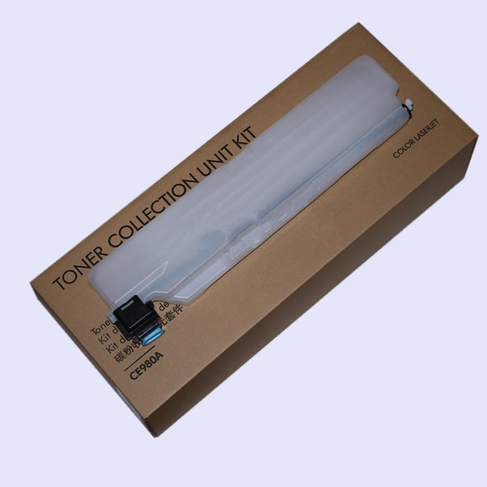 New original Toner Collection kit CE980-67901 for HP CP5525 / CP5225 / M750 / M775 Printer parts on sale original new laserjet for hp m5025 m5035 m5025mfp m5035mfp maintenance kit q7832a q7833a q7832a 67901 q7833 67901 printer parts