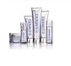 JEUNESSE LUMINESCE KIT OF 6 CELLULAR REJUVENATION SERUM MOISTURIZER REPAIR CLEANSER MASQUE RENEWAL