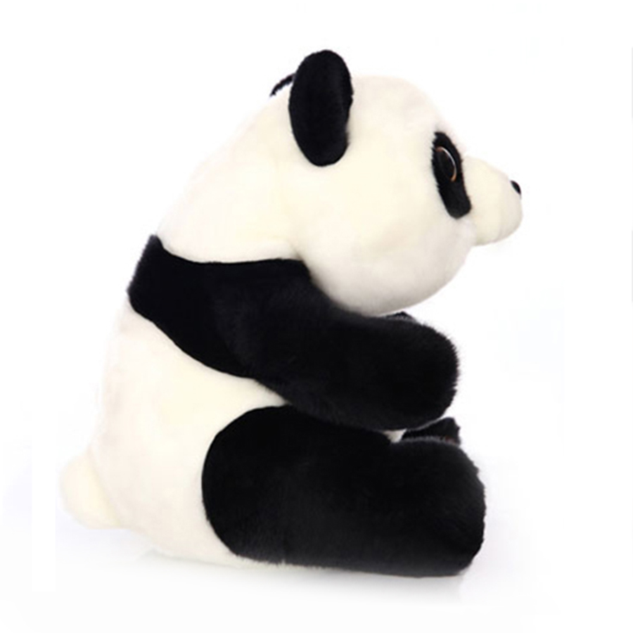 Kawii Plush Stuffed Animals Panda Toy Birthday Gift Soft Toys Pelucias Peluche Unicornio Melody Christmas Gifts For Kids 50D0005 40cm 50cm cute panda plush toy simulation panda stuffed soft doll animal plush kids toys high quality children plush gift d72z