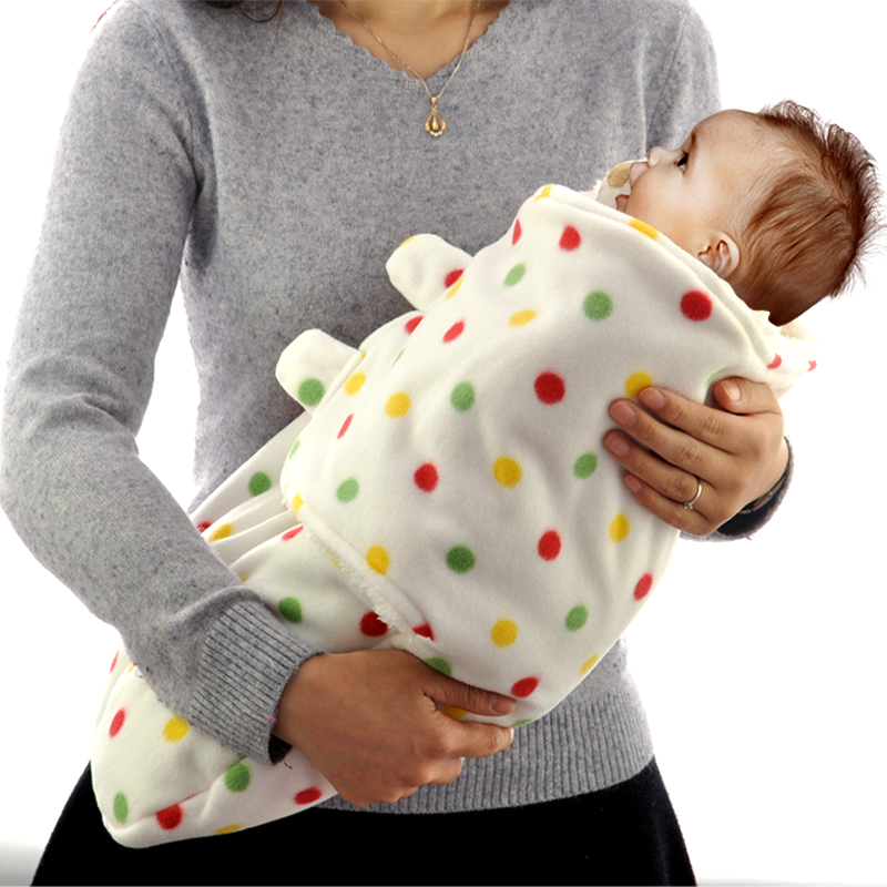 Cheap Children Sleeveless Knitted Baby Sleeping Bag For Stroller Ultra Small Packing Cute Polar Fleece In Sleepsacks From Mother
