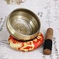 Новое прибытие Йога посредование буддистская религия Непальские поющие чаши медитация терапия чаша Будда зал поставка стол орнамент Бо