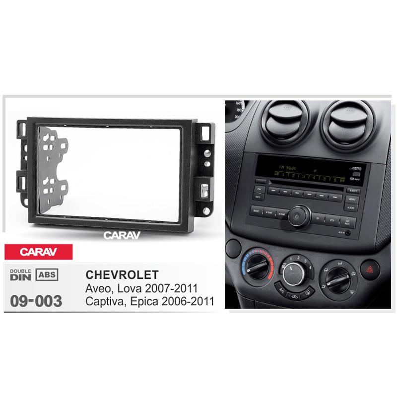 Carav 09 003 Radio Installation Dash Mount Kit Stereo Install For Rhaliexpress: 2007 Chevrolet Aveo Factory Radio Specs At Gmaili.net