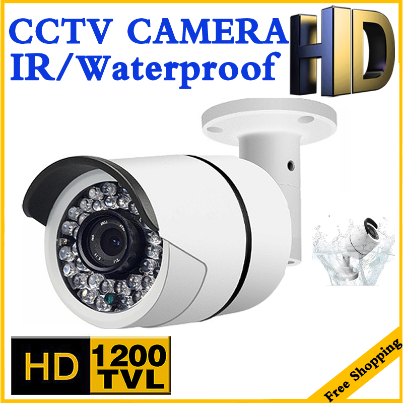 3.28BigSale Cmos 1200TVL Hd Cctv Camera Out indoor Waterproof ip66 IR-CUT 36Led Night Vision Video monitoring security vidicon hd 1200tvl cmos ir camera dome infrared plastic indoor ir dome cctv camera night vision ir cut analog camera security video cam