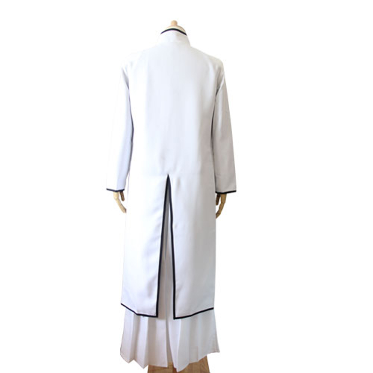 Bleach White Ulquiorra Cifer Grimmjow Jaggerjack Cosplay Costume Unisex Full Set clothes