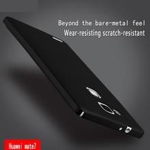 Huawei Mate 7 Case Plastic Back Cover Ascend Mate7 Capa Coque Fundas Accessory PC Compact font