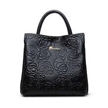 2016 new women leather handbag lady fashion handbag shoulder bags  ladies bag high quality Large capacity famous brands #X-1002