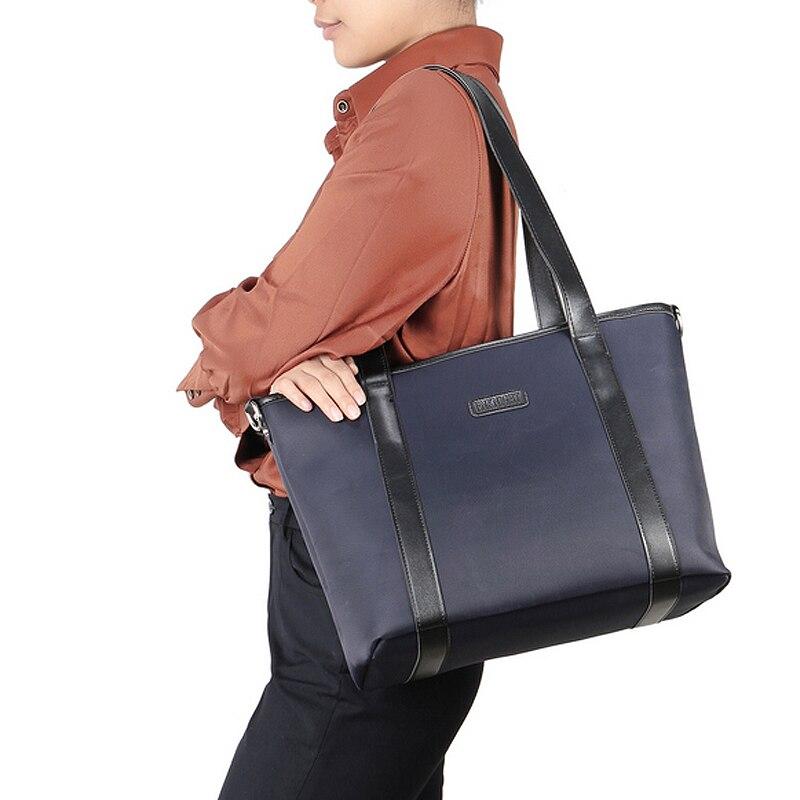 ENKNIGHT Nylon Waterproof Travel Tote Shoulder Bag for Women Travel Handbags caden m3 outdoor travel nylon shoulder bag for canon slr