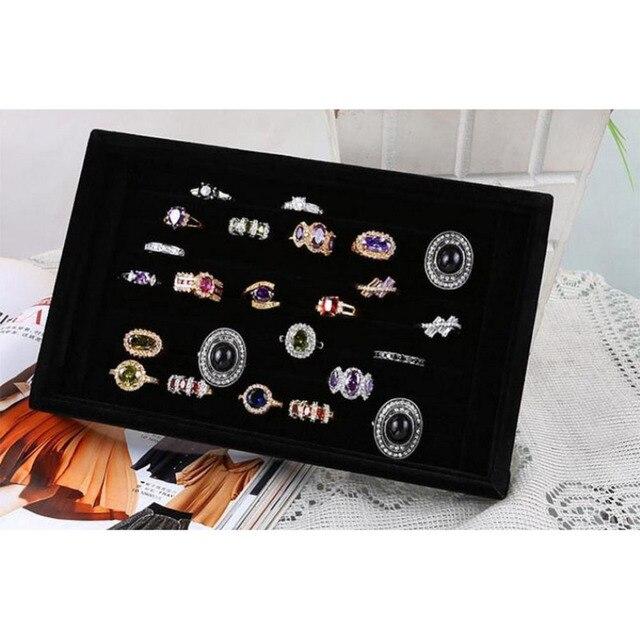 Aliexpresscom Buy Jewelry Storage Tray Finger Ring Jewellery