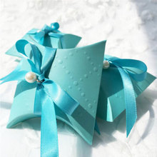 Tiffany Blue and Purple Gift Boxes
