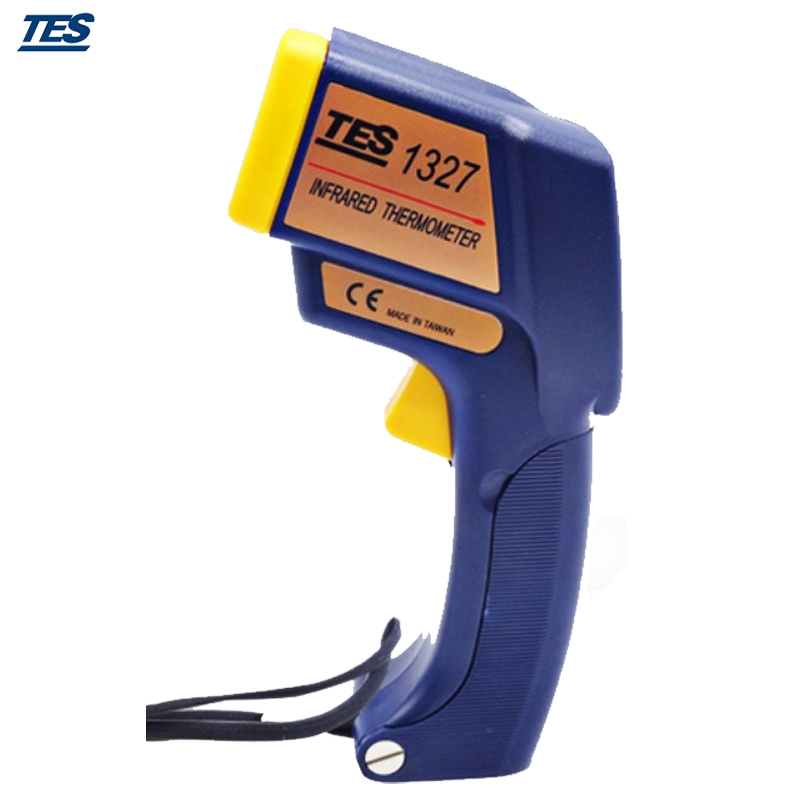 Non-Contact Infrared Thermometer TES-1327(-35-500C) tes ro 18 14 ts 323 35