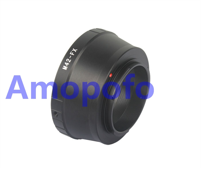 Amopofo M42 FX font b Adapter b font M42 Screw mount font b lens b font