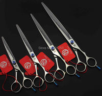 7 0Inch 8 0Inch 9 0Inch 10Inch Pet Grooming Cutting Scissors Shears For Dog JP440C Purple