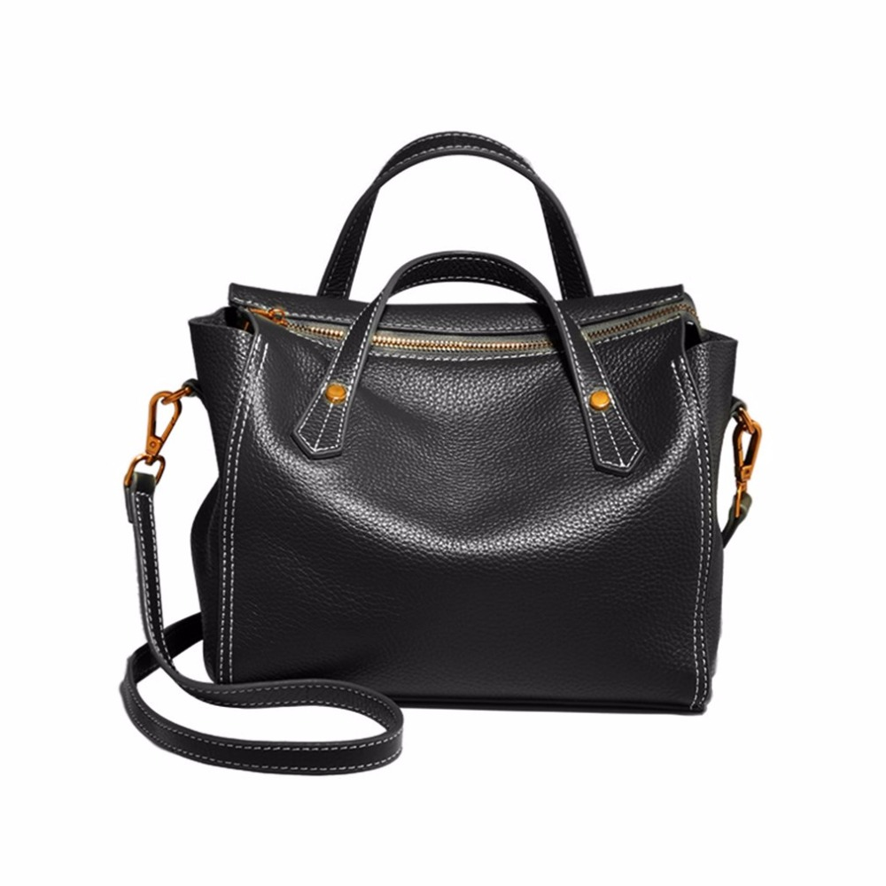 Fashion Women PU Leather Shoulder Working Handbag Tote Bag Large Capacity Womens bags Shoulder Strap Bolsos Mujer