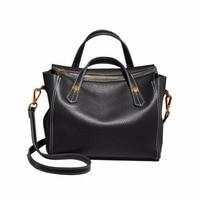 Fashion Women PU Leather Shoulder Working Handbag Tote Bag Large Capacity Women S Bags Shoulder Strap