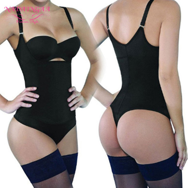 9a434c3b74 Sexy Lady Full Body Waist Trainer Shaper Breathable Corset Shapewear  Bodysuit Women s Tummy Control Underbust Slimming Underwear