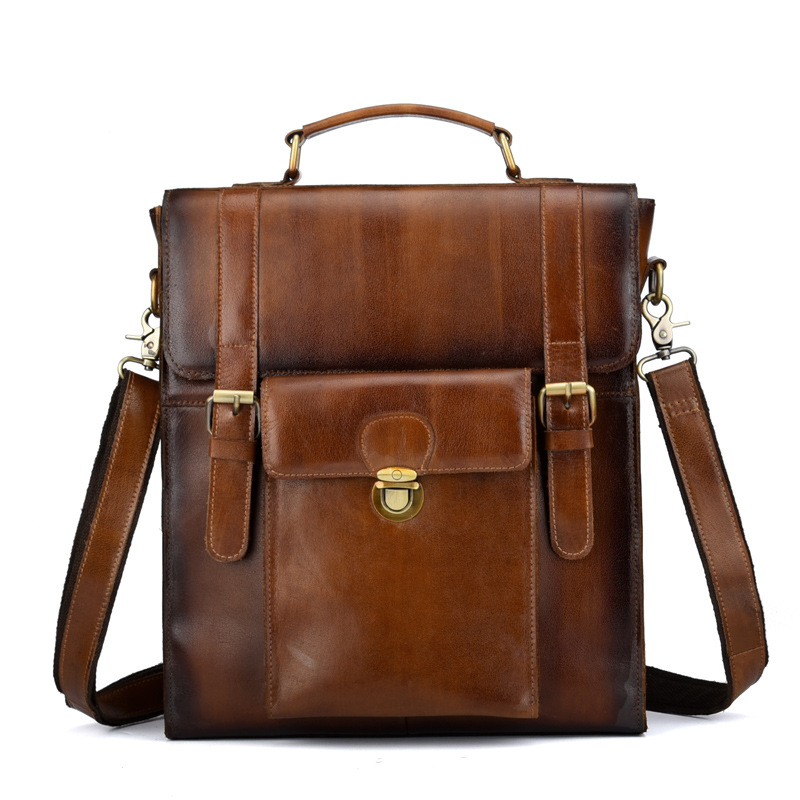 2018 New Genuine Leather bag men bags Messenger Bags male small flap Vintage Leather shoulder crossbody bags for men Handbags mva genuine leather men s messenger bag men bag leather male flap small zipper casual shoulder crossbody bags for men bolsas