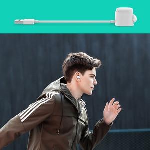 Image 5 - שיאו mi אלחוטי Bluetooth אוזניות mi ni אוזניות Bluetooth 4.1 שיאו mi mi LYEJ05LM אוזניות לבנות mi c עם יד מנות בחירה