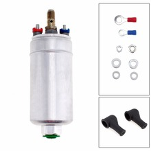 Newest 12V Universal External Inline 300LPH Fuel Pump Replacement For Bosch High Quality