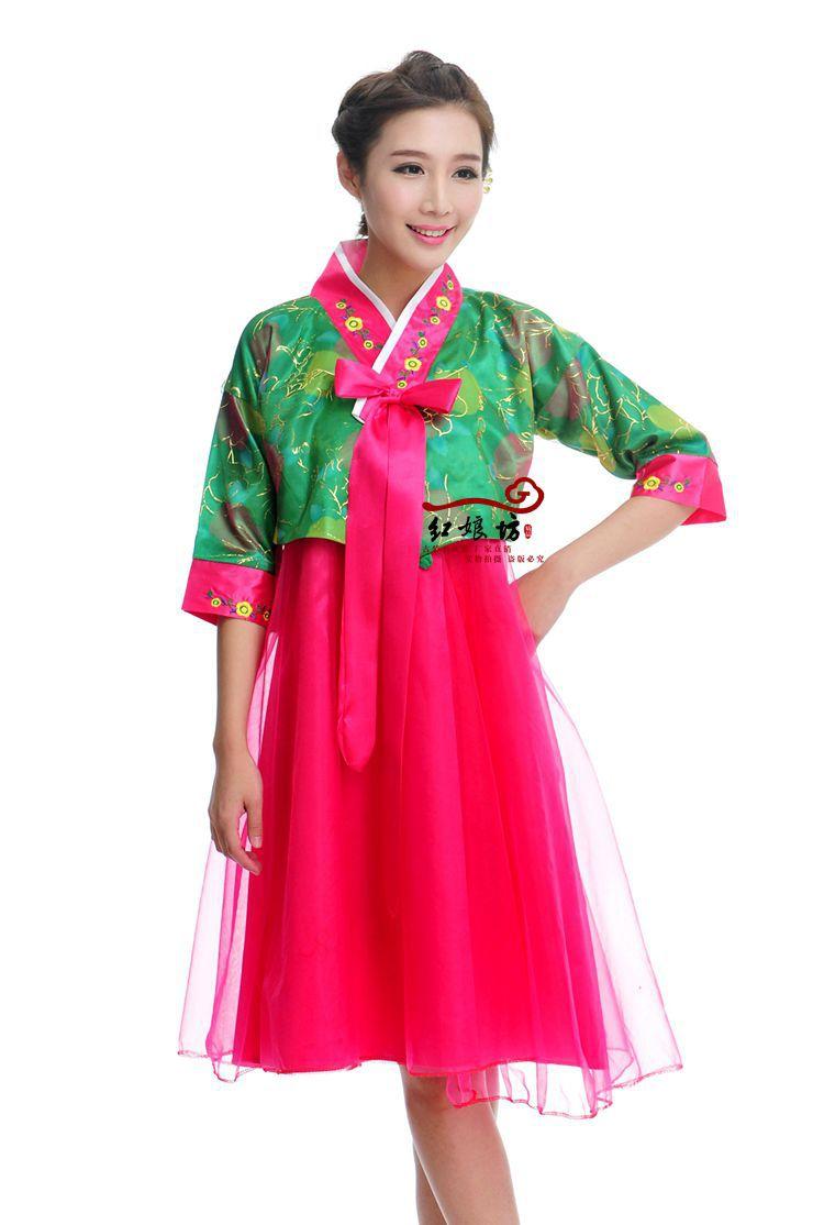 Looks - Korean Traditional dress video