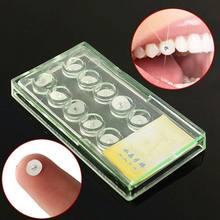 10 pçs dentes decoração ferramenta para a mulher de cristal ornamentos de dente jóias bela brilhante dental dentes orais gemas