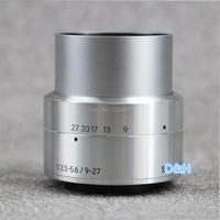 Бесплатная Доставка! 100% Оригинальный NX Мини объектив 9 27 мм F3.5 5.6 зум объектив для samsung NX Мини Миниатюрный зеркальный