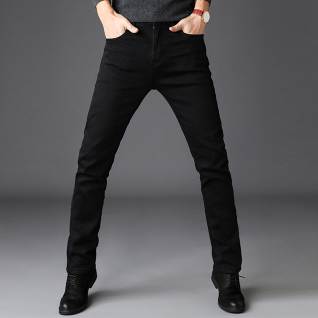 Winter Jeans Men 4
