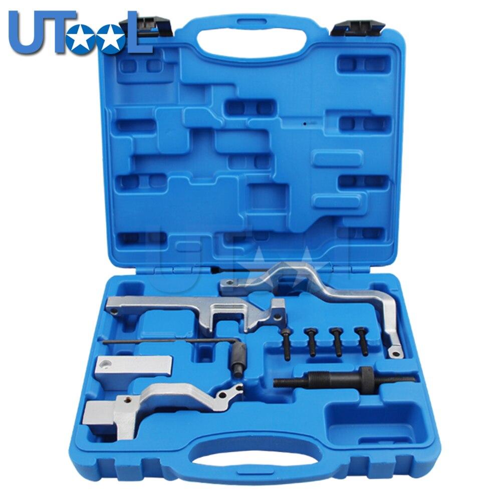 Инструмента UTOOL механизм газораспределения Комплект для BMW мини с N14 1.4, 1.6 N12, а также N14 & СРП Двигатель ремонт инструмент для Ситроен Пежо