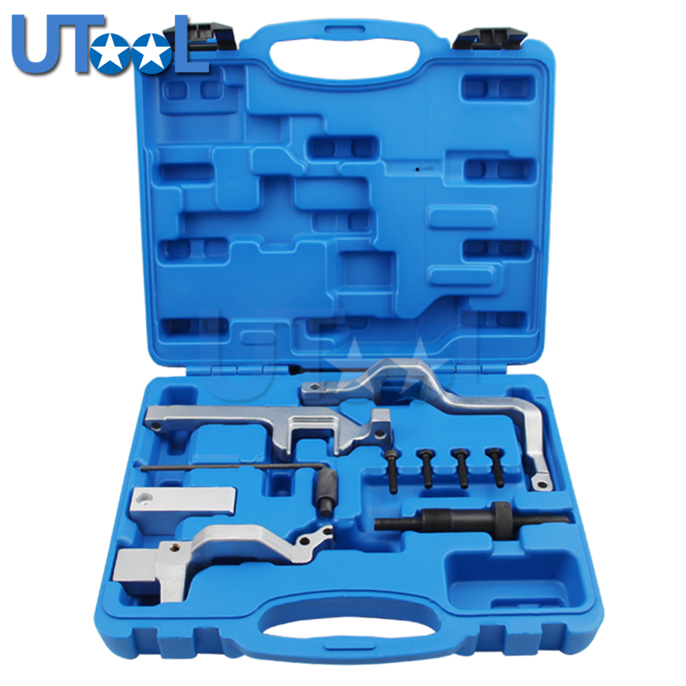 UTOOL Engine Timing Tool Kit For BMW N14 Mini 1.4, 1.6 N12, N14 & PSA Engine Repair Tool Also for Citroen Peugeot