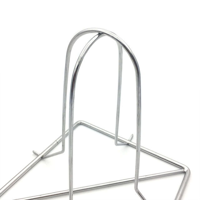 Stainless steel chicken holder non-stick and roaster rack