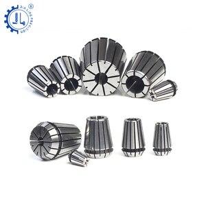 Image 1 - ER 11/16/20/25/32 nut CNC ER40 collet set cnc and Carving Machine er 11 collet
