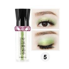 Fashion Roller Shining Glitter Pigment Powder Eye Shadow Makeup Cosmetics