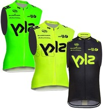 2016 Fluorescent yellow/green Short sleevele Cycling Jersey/cycling team edition bike clothes sports cycling vest/clothing