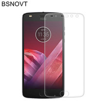 2pcs Full Screen Protector For Moto Z2 Play Soft TPU Film Anti Brust Nano Motorola BSNOVT