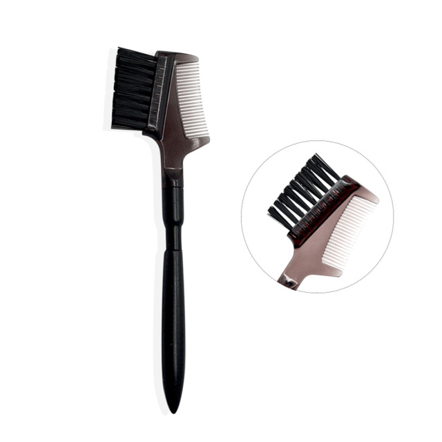 2 in 1 Dual Purpose Eyelash/Eyebrow Brush Comb