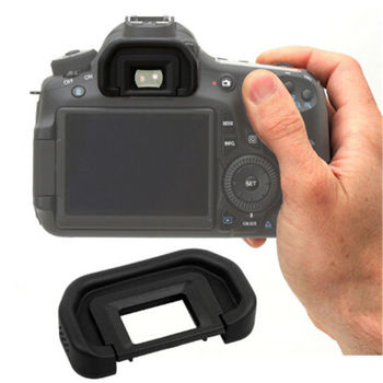 free shipping 1cps/lot EB Camera eyecup viewfinder protection cover for canon 40D/50D/60D/5D/5D2 EB image