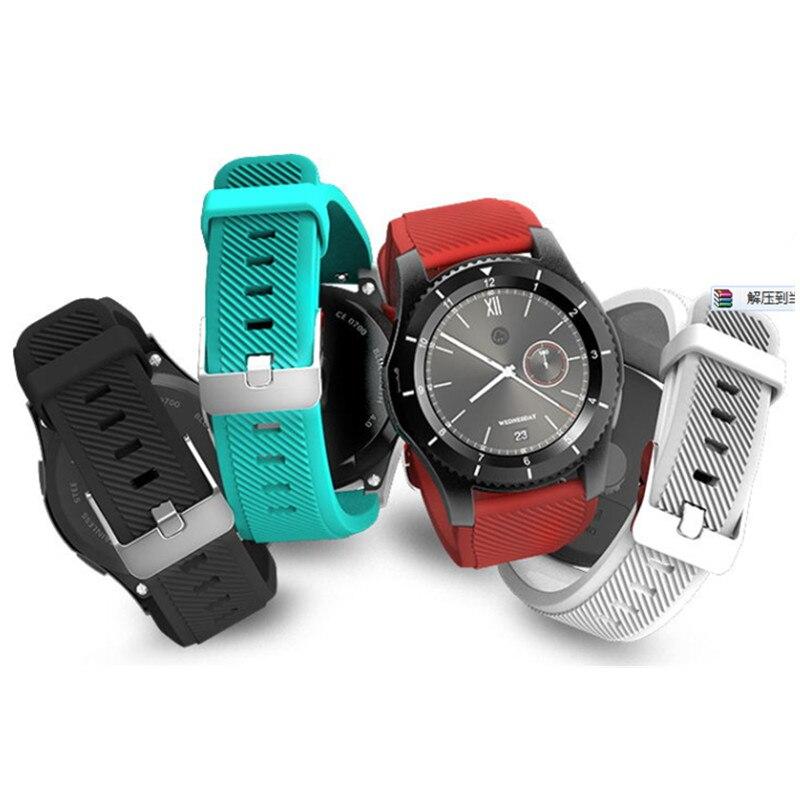 G8 Smartwatch Bluetooth 4.0 SMS rappel montre intelligente moniteur de fréquence cardiaque Pedomter pour Android IOS Smartphone bon que KW88 Smart