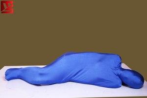 Image 3 - MEISE Cosplay Lycra Vrouwen Sexy Full Body Panty Panty Cocon Body Kousen Catsuit Bodysuit Erotische Lingerie Gay Plus Size