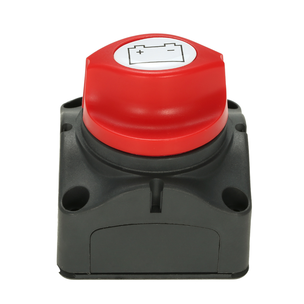 Car RV Marine Boat Battery Selector Isolator Disconnect Rotary Switch Cut On/Off car rv marine boat battery selector isolator disconnect rotary switch cut on off