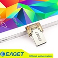 100% orginal eaget v8 32 gb 16 gb 8 gb drives flash usb otg otg Micro Armazenamento externo 32G Pen Drive Memory Stick USB Entrega Rápida
