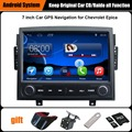 Upgraded Original Android Car multimedia Player Car GPS Navigation Suit to Chevrolet Epica 2006-2010 Support WiFi