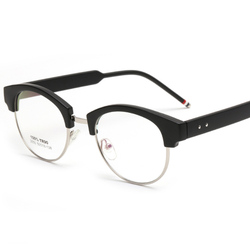Lightweight Plastic Frame Glasses : TR90 Super Light Female Grade Glasses Frame Plastic ...