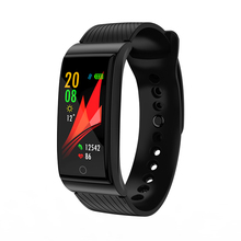 F4S Smartband Activity Tracker Waterproof Sport Bracelet Bluetooth All-age Blood Pressure Watch OLED Color Screen Multi-languge