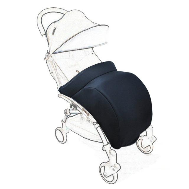 Cochecito de bebé Cubierta Del Pie Caliente Conjunto Del Carro de Bebé Calcetín Accesorios