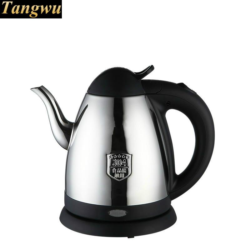 food grade 304 stainless steel electric kettle of is fired automatically